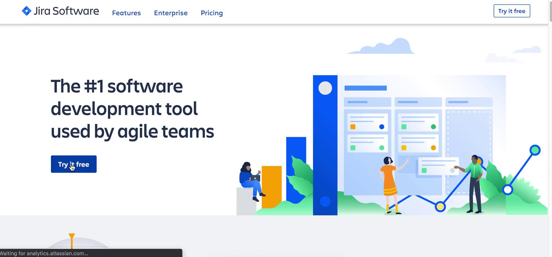 Onboarding on Jira video screenshot