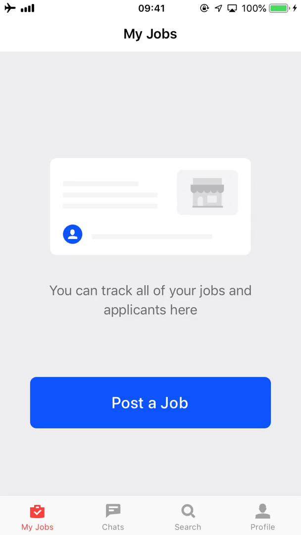 Finding candidates on Job Today video screenshot