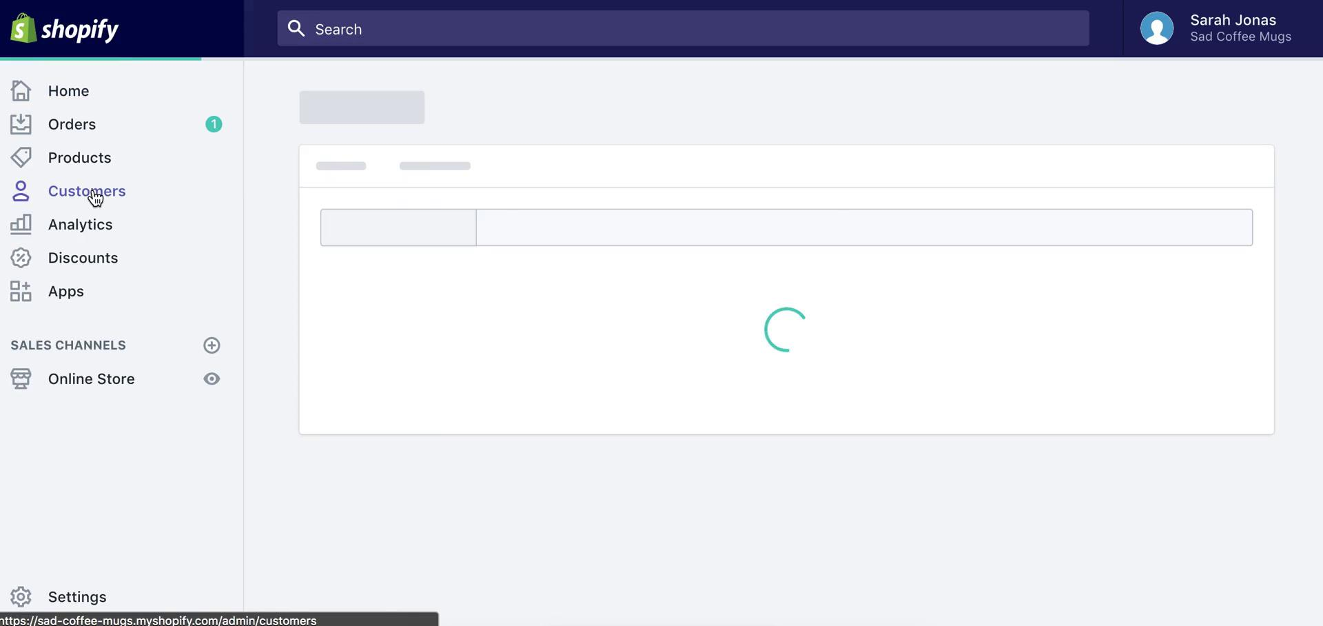 CRM on Shopify video screenshot