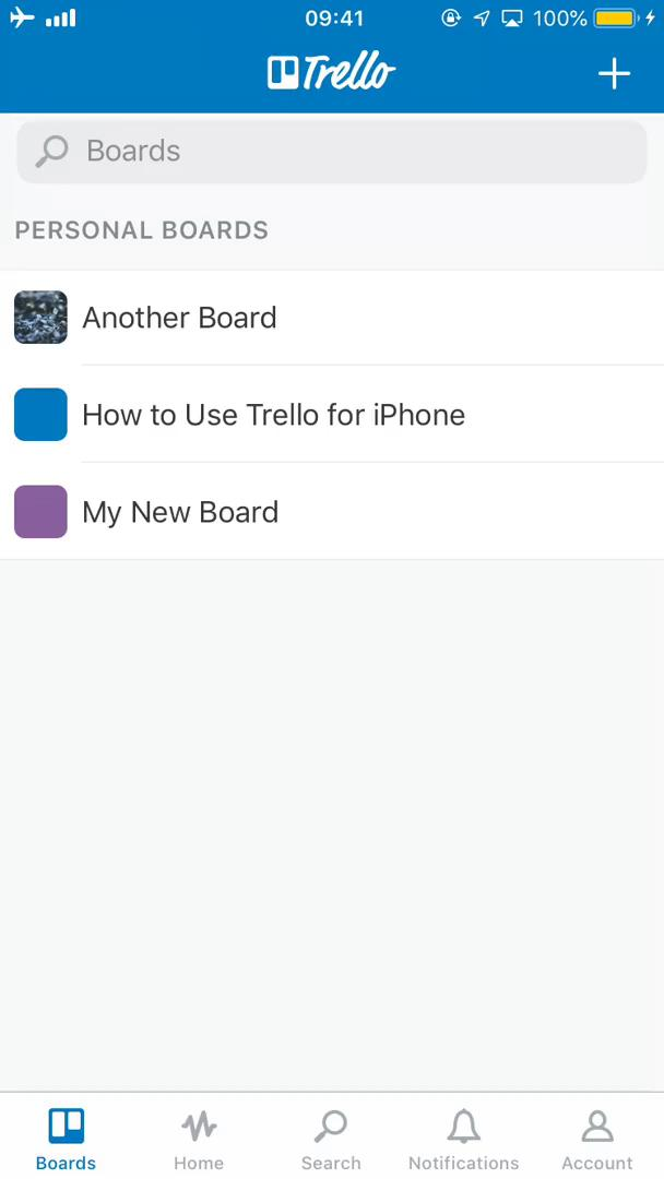 Inviting people on Trello video screenshot