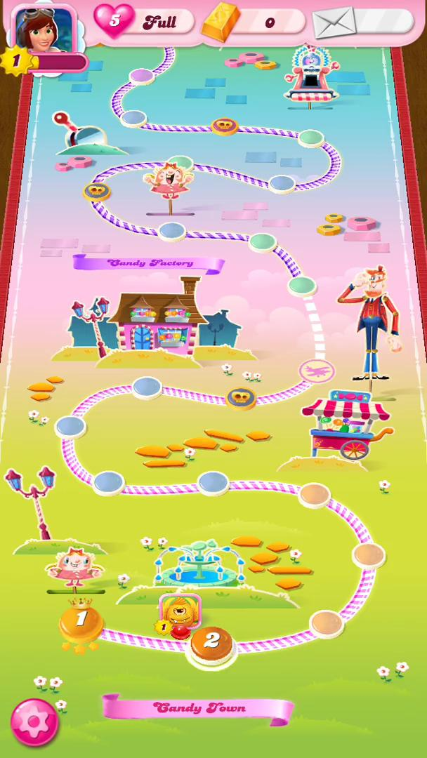 Leaderboards on Candy Crush video screenshot