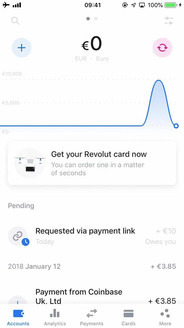 Topping up on Revolut video screenshot